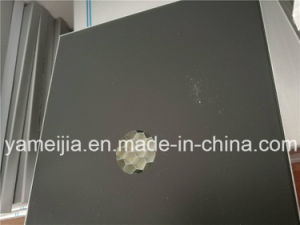 Black Color Edges Closed Aluminum Honeycomb Panels for Outdoor Use pictures & photos