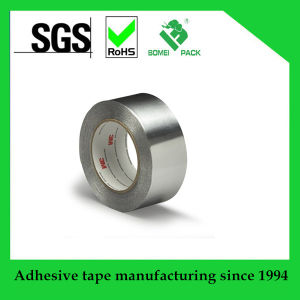 Reinforced Silver Aluminium Foil Tape pictures & photos