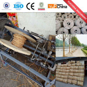 Straw Rope Braiding Machine / Grass Rope Making Machine pictures & photos