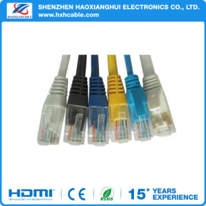 Wholesale Good Twisted Pairs Double Cat5e Network Cable pictures & photos