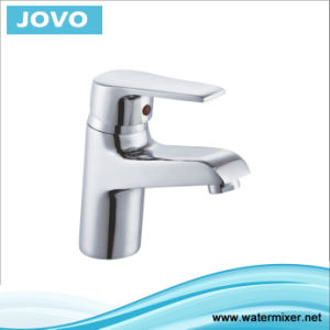2016 New Model Single Handle Basin Tap Jv72101 pictures & photos