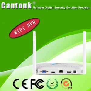 4CH Wireless WiFi IP Camera WiFi NVR (NVRPG498W) pictures & photos