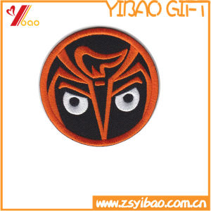 Factory Wholesale High Quality Embroidery Patch for Iron on Clothing pictures & photos