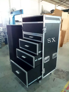 Drawer Flight Case with 4u Space pictures & photos