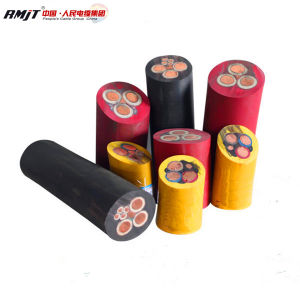My Uy 0.38/0.66kv Rubber Sheathed Flexible Cable for Mines pictures & photos