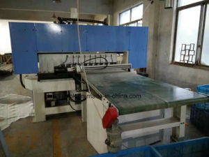 CNC High Speed Auatomatic Woodworking Dual Saw Cutting Machine Tc-850 pictures & photos