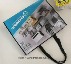 Laminated Non Woven Shopping Bag with Customized Size pictures & photos