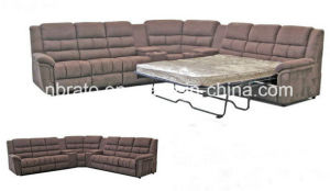 60 Inch Foldable Sofa Bed Frame pictures & photos