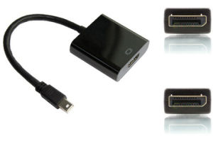 Mini Dp to HDMI Adapter pictures & photos