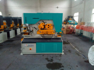 Ironworker with Punching, Cutting, Bending, Notching Functions pictures & photos