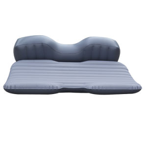 Inflatable Car Mattress Cushion Travel Air Bed Camping Back Seat pictures & photos