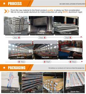 6063 T-5 Aluminium Casement Door Extrusion Profiles pictures & photos