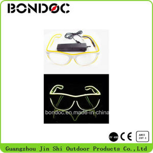 LED Glasses Party Fashionable Flashing LED Sunglasses pictures & photos