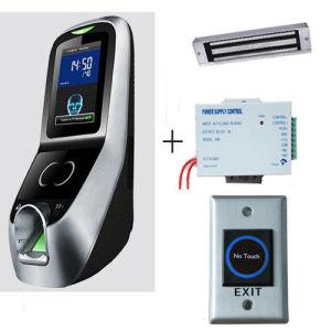 Zk Software USB Standalone Fingerprint Reader Biometric Time Attendance (multibio 700) pictures & photos