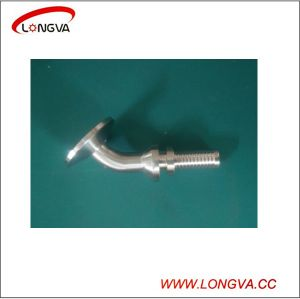 Sanitary Stainless Steel Nipple pictures & photos