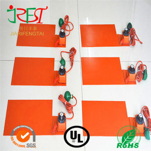 Flexible Hot Electric Plate Silicone Rubber Heater pictures & photos