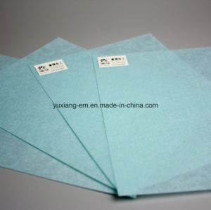 Electrical Insulation Material DMD (F Class) Insulation Paper (Green-All Colour) pictures & photos
