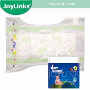 High Quality Disposable Baby Diapers with PE Film pictures & photos