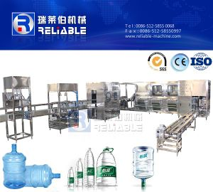 5 Gallon Barrel Water Production Line / Barrel Water Filling Line pictures & photos