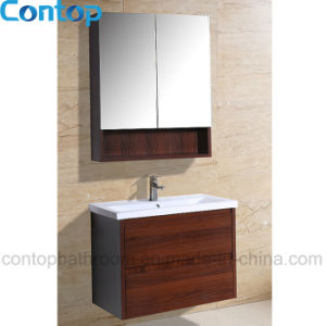 Modern Home Solid Wood Bathroom Cabinet 034 pictures & photos