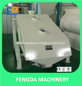 Vibrating Screen for Animal Feed Processing Machine (SFJZ100*1) pictures & photos