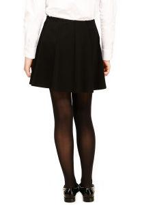 Senior School Pleated Skater Skirt for Older Girls pictures & photos