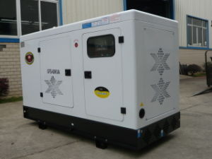 Hot Sale 60kVA Soundprood Disel Power Genset Powered by Cummins pictures & photos