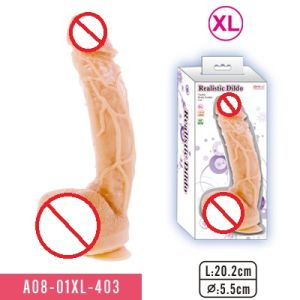 2017 Hot Sales Extra Size Realistic Dildo Sex Toy pictures & photos