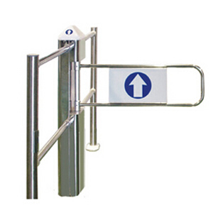 Metal Turnstile Swing Gate Entrace Gate Guide Doors 10510 pictures & photos