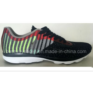High Quality Men Sneaker Flyknit Sports Shoes Ruunig Shoes pictures & photos