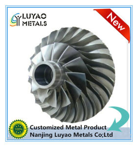 Aluminum Alloy Investment Casting for Customized Design pictures & photos
