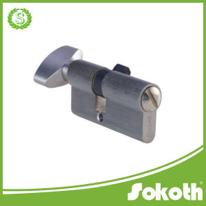 Iran Hot Sell Wc Cylinder Lock Skt-C15 pictures & photos
