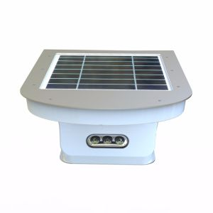 Motion Sensor LED Solar Light Wall Garden Home Light with Battery Backup pictures & photos