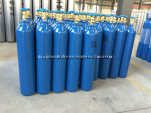 High Pressure Gas Cylinder, Industrial Gas Cylinder with Qf-6A Valve pictures & photos