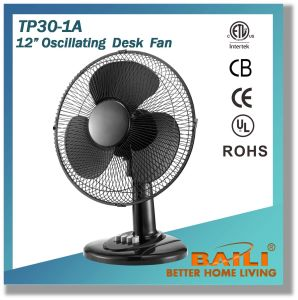 "12"" Easy Detachable and Combinative Desk Fan pictures & photos"