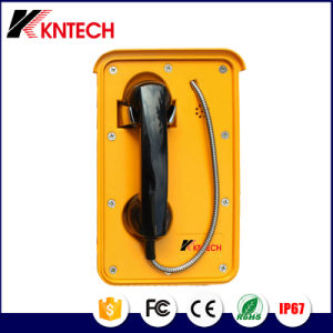 Autao Dial Phone Hot Line Phone VoIP SIP Telephone Knsp-10 pictures & photos