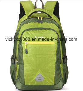 Waterproof Double Shoulder Men Women Leisure Outdoor Travel Backpack (CY3664) pictures & photos