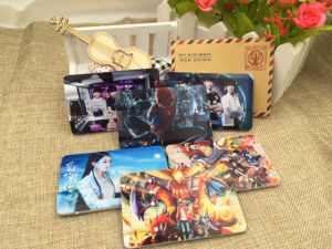Customized Gift Credit Card MP3 Music Players with Logo pictures & photos