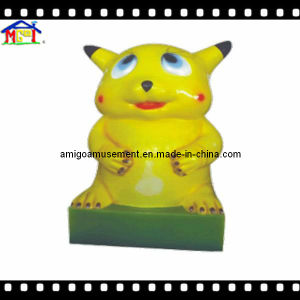 Electric Swing Ride for Little Kids Happy Bear Kiddie Ride pictures & photos