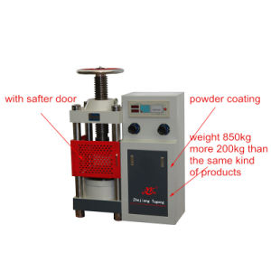 Equipping safety Door Digital Display Hydraulic Compression Testing Machine pictures & photos