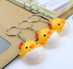 Custom Resin Key Ring Key Chain pictures & photos