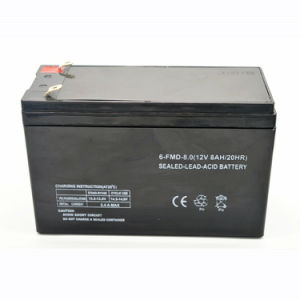 12V 8ah Maintenance Free Lead Acid Battery pictures & photos