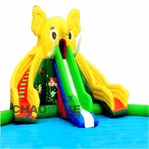 Commercial Grade Giant Customized Inflatable Water Park for Summer (CY-M2760) pictures & photos
