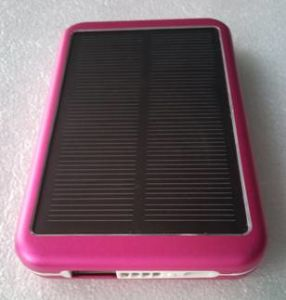 Solor Charger Sp-8000t with 6000mAh Li-Pol Power Bank pictures & photos