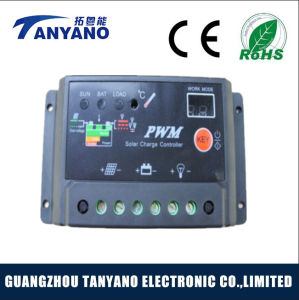 10A 20A 30A PWM Lighting System Solar Charge Controller pictures & photos