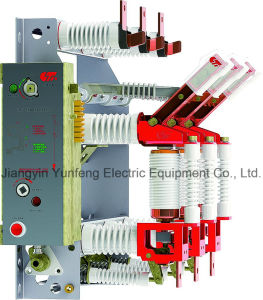 Yfzn16b-12kv 630A High Voltage Load Break Switch with Grounding Knife