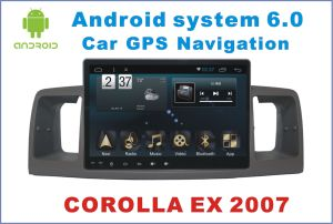 Android System Car DVD GPS Player for Toyota Corolla Ex 9 Inch Touch Screen pictures & photos