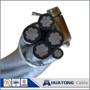 Aerial Bundled Cable with IEC60502 Standard pictures & photos