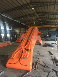 Ce-Approved Hitachi Zx870 21.5m Heavy-Huty Excavator Long Reach Boom and Stick on Sale pictures & photos