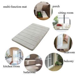 Memory Foam Custom Bath Mat pictures & photos